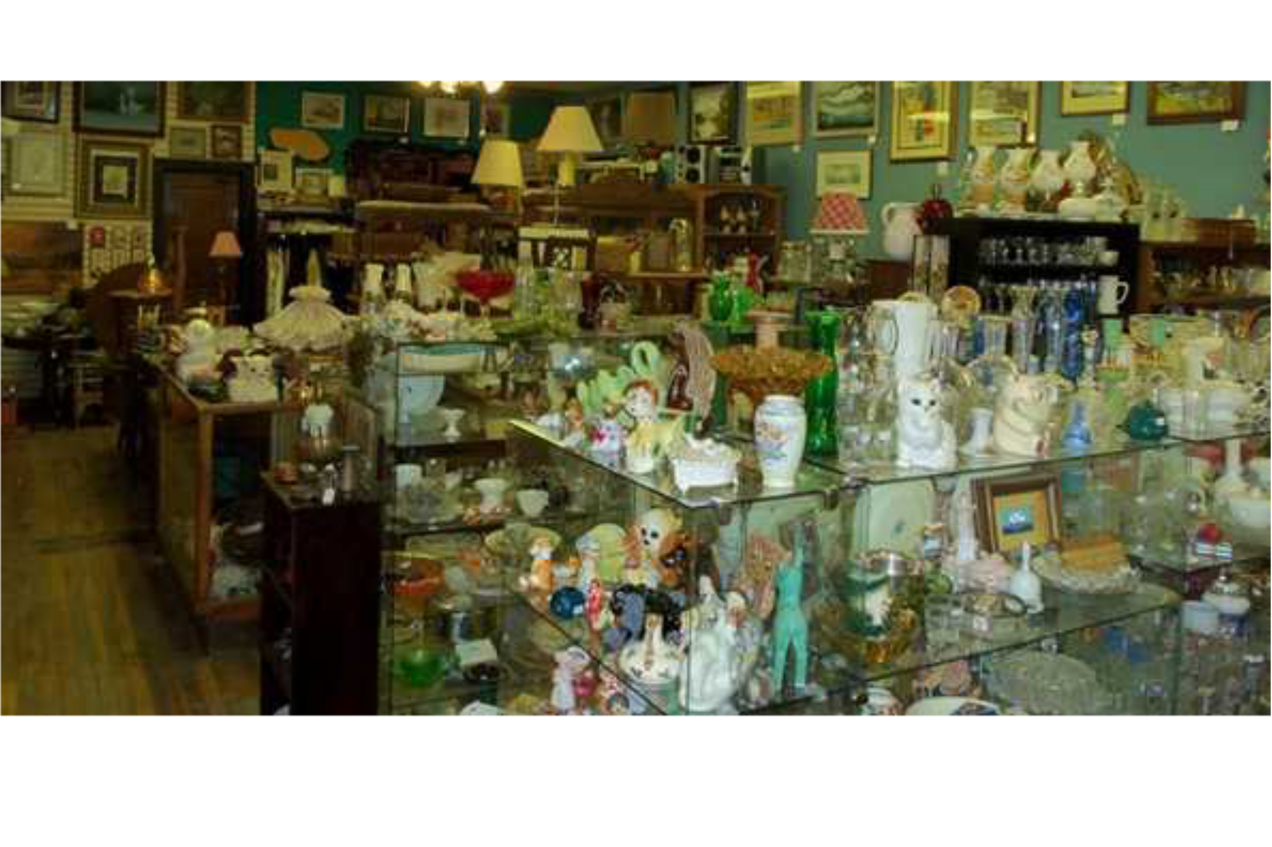 Clara's Antiques And Collectibles